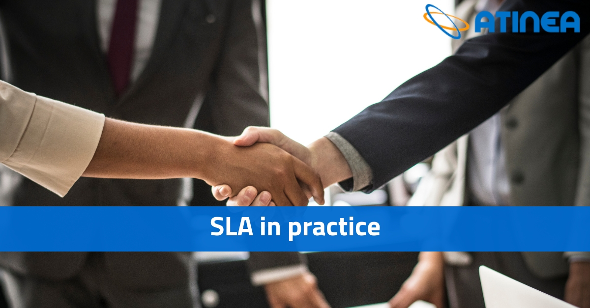 SLA in practice