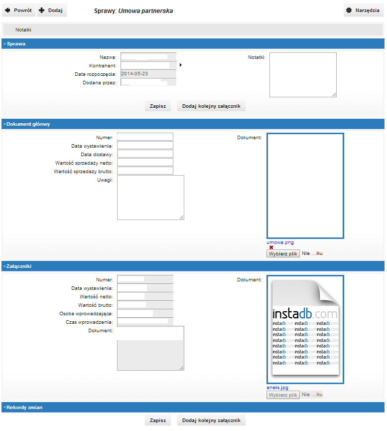 Systemy obiegu dokumentów - 1